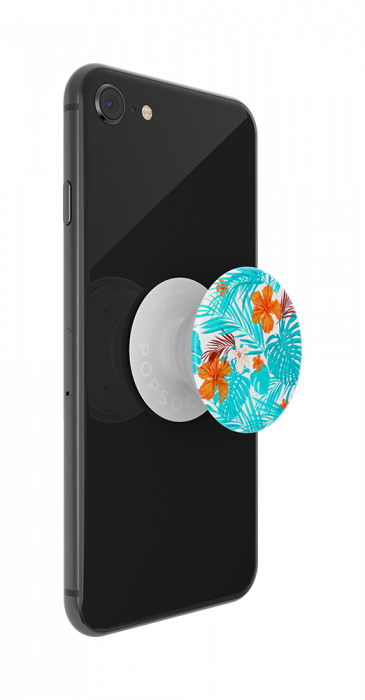Suport stand adeziv universal Popsockets Tropical Hibiscus [4]