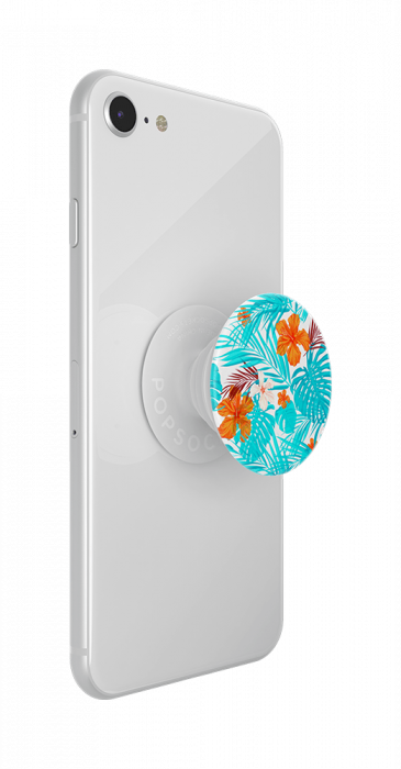 Suport stand adeziv universal Popsockets Tropical Hibiscus [6]