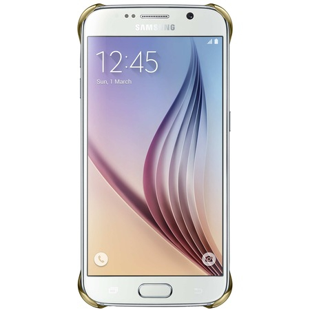 Husa Clear Cover Samsung Galaxy S6 1