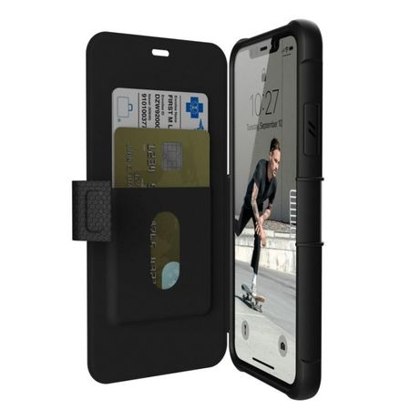 Husa UAG Metropolis iPhone 11 Pro Max Black 4