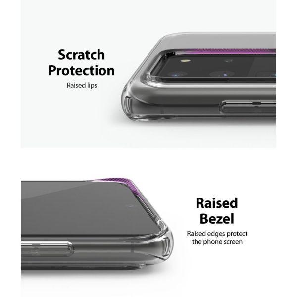 Husa Ringke Fusion Samsung Galaxy S20 Ultra 4