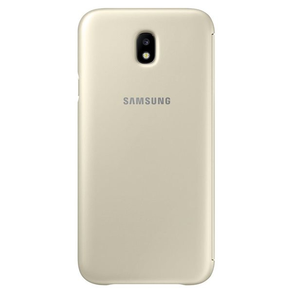 SAMSUNG GALAXY J7 (2017) WALLET COVER GOLD 2