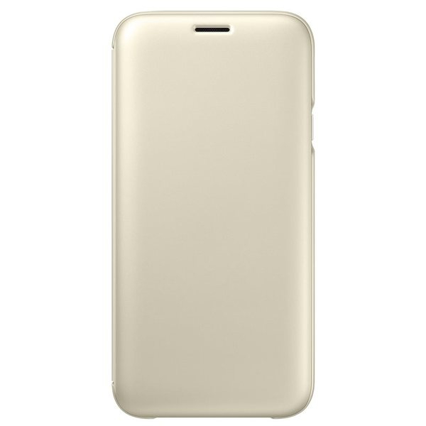 SAMSUNG GALAXY J7 (2017) WALLET COVER GOLD 0