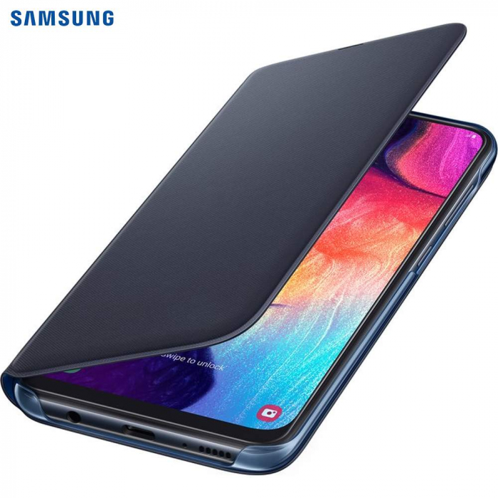 Husa Wallet Cover Samsung Galaxy A50 4