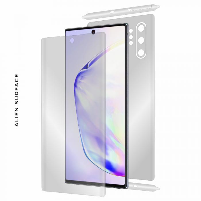 Folie Alien Surface Samsung Note10 Plus full body 2