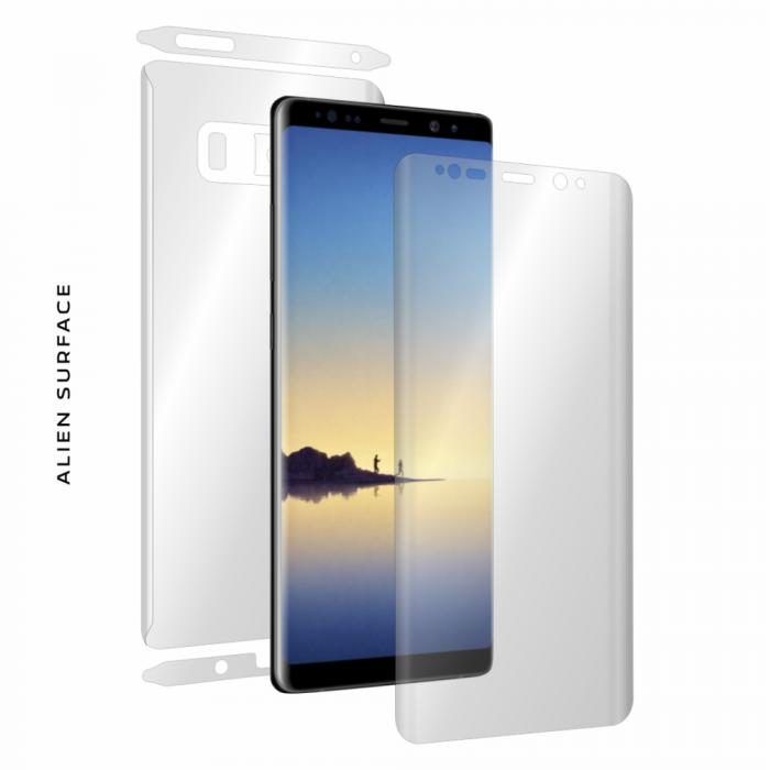 Folie Alien Surface Samsung Galaxy Note8 full body [2]