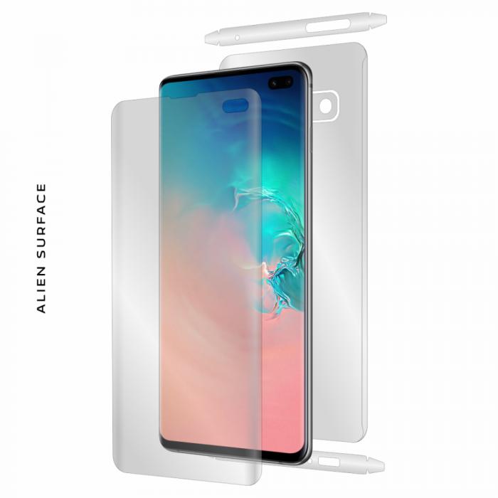 Folie Alien Surface Samsung Galaxy S10 Plus full body [2]