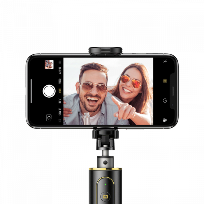 'Selfie stick Baseus trepied telescopic cu bluetooth' [2]