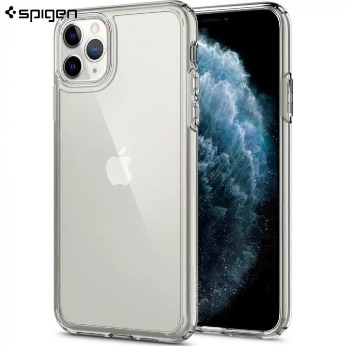 SPIGEN Crystal Hybrid for Iphone 11 PRO ( 5.8 ) crystal clear 0