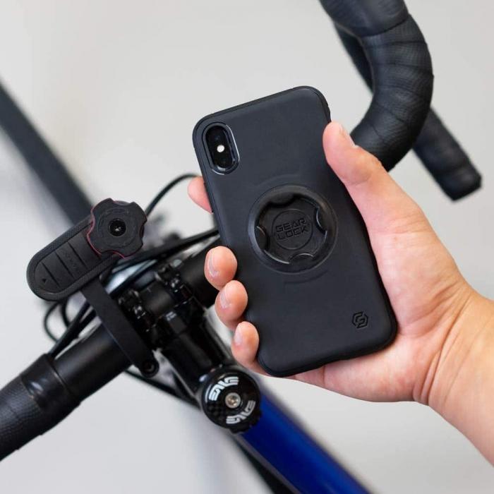 Husa suport bicicleta Spigen GearLock CF103 IPhone XS Max [2]