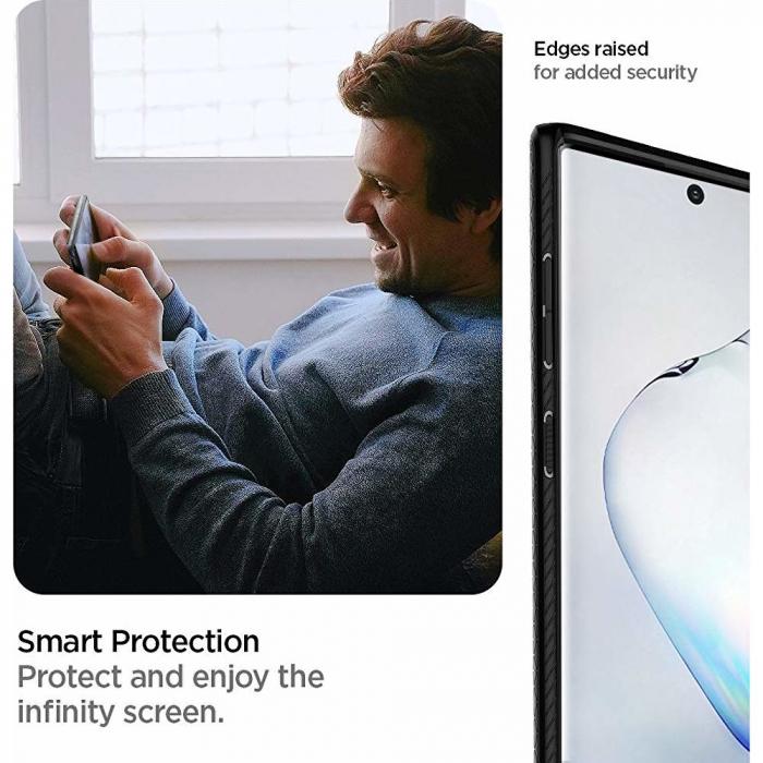 Husa Spigen Liquid Air Samsung Galaxy Note 10 3