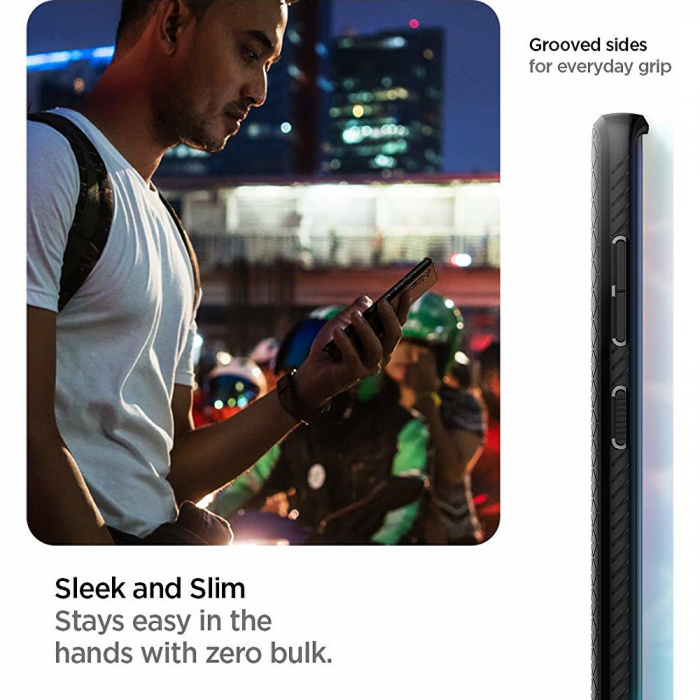 Husa Spigen Liquid Air Samsung Galaxy Note 10 5