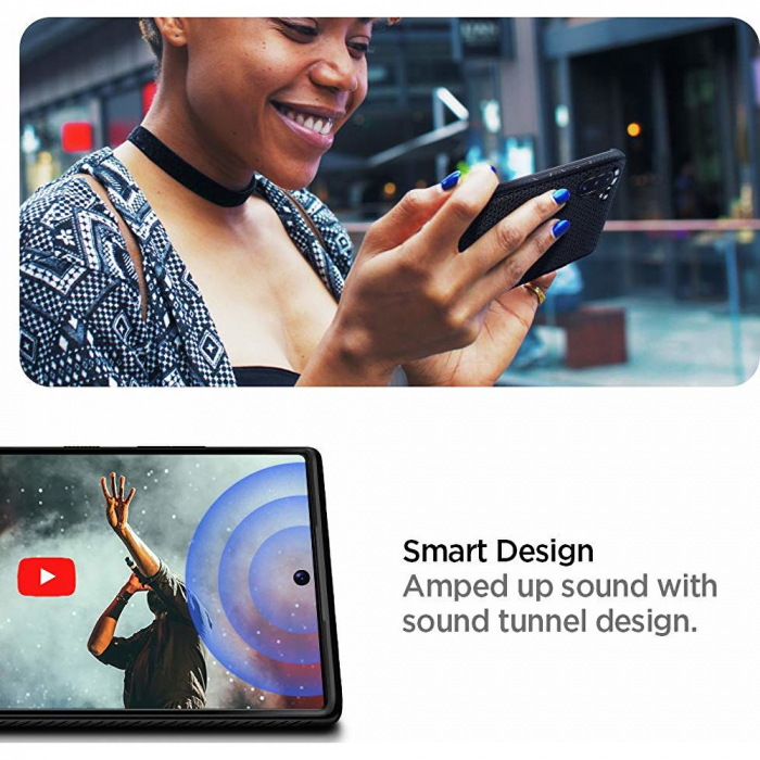 Husa Spigen Liquid Air Samsung Galaxy Note 10 4