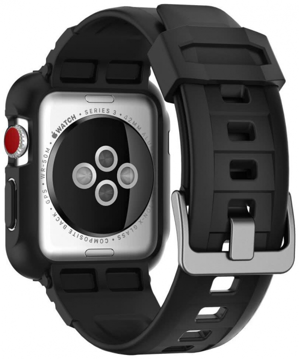 Husa Spigen Rugged Armor Pro Apple Watch 42mm 2