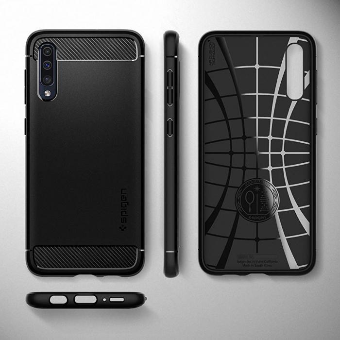 Husa Spigen Rugged Armor Samsung Galaxy A50 1
