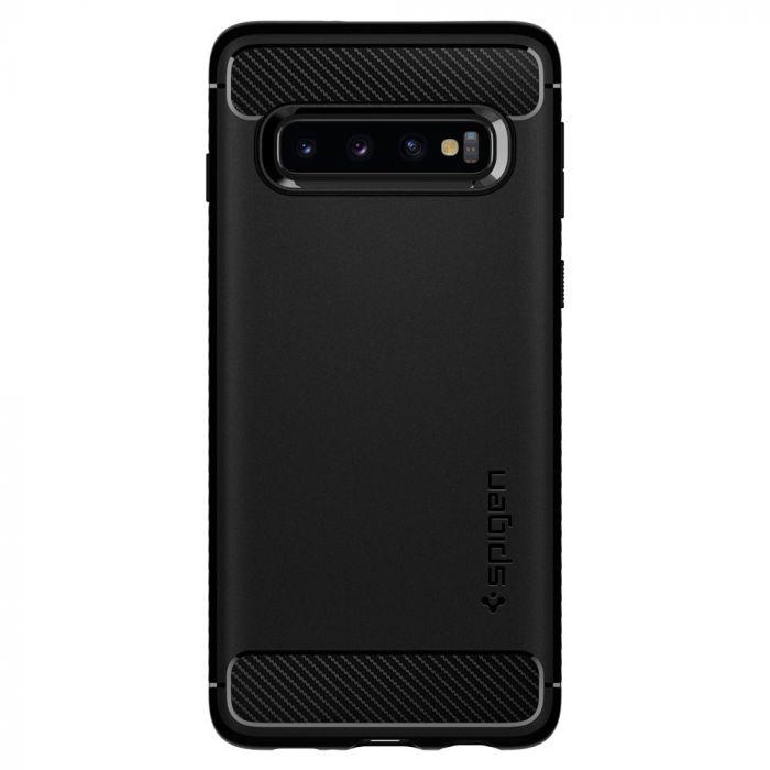 Husa Spigen Rugged Armor Samsung Galaxy S10 1