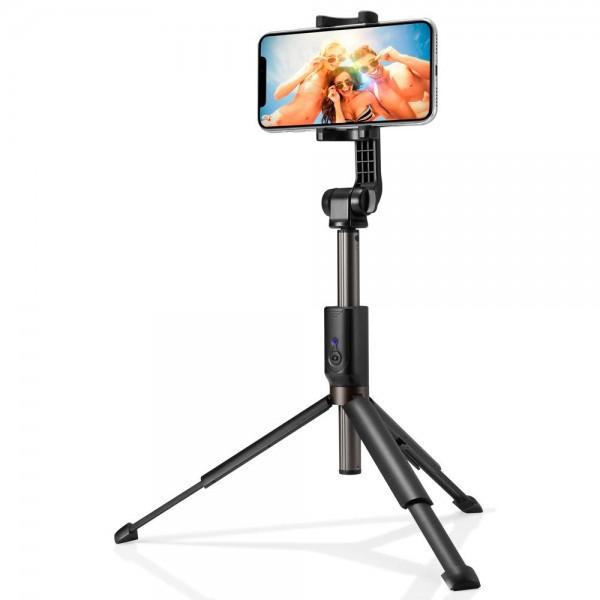 SPIGEN S540W Wireless Selfie Stick Tripod black 0