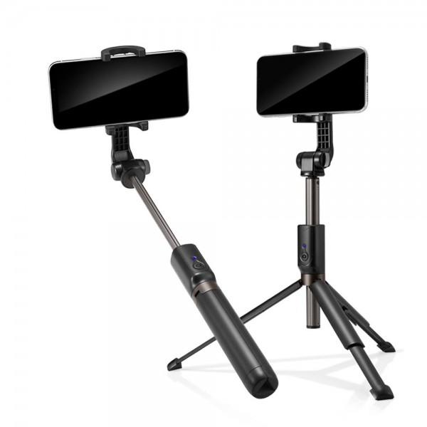 SPIGEN S540W Wireless Selfie Stick Tripod black 3