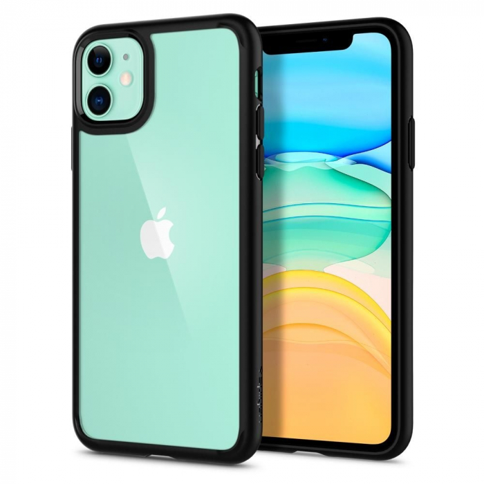 Husa Spigen Ultra Hybrid IPhone 11 0