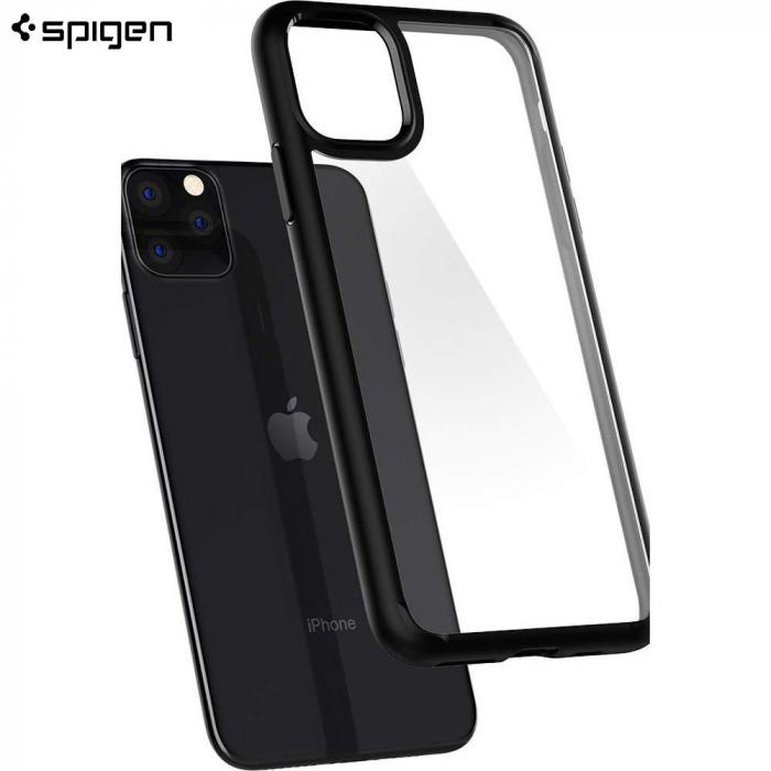 SPIGEN  ULTRA HYBRID for Iphone 11 PRO ( 5.8 ) black 1