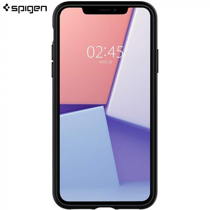 SPIGEN  ULTRA HYBRID for Iphone 11 PRO ( 5.8 ) black 3