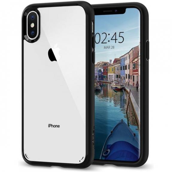 Husa Spigen Ultra Hybrid IPhone XS 1