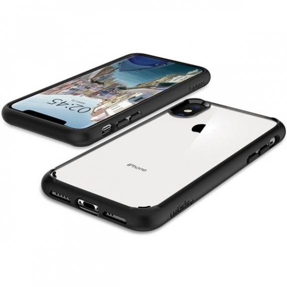 Husa Spigen Ultra Hybrid IPhone XS 3