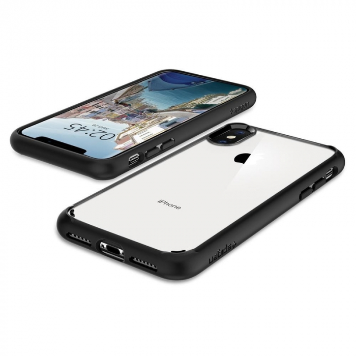 Husa Spigen Ultra Hybrid IPhone XS Max 5