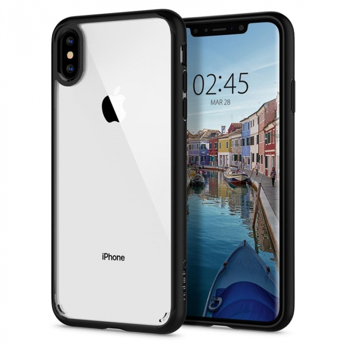 Husa Spigen Ultra Hybrid IPhone XS Max 1