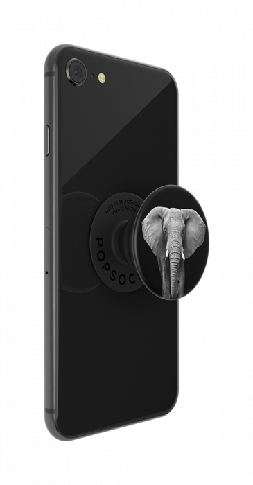 Suport stand adeziv universal Popsockets Popgrip Loxodonta Africana 4