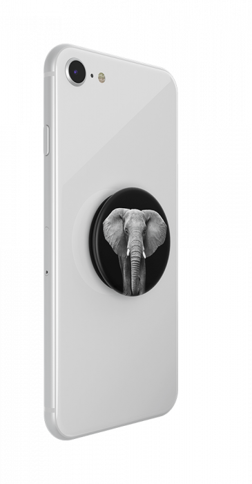 Suport stand adeziv universal Popsockets Popgrip Loxodonta Africana 5