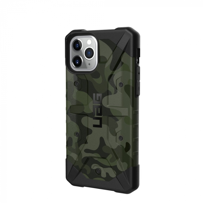 UAG URBAN ARMOR GEAR PATHFINDER IPHONE 11 PRO MAX  FOREST CAMO 0