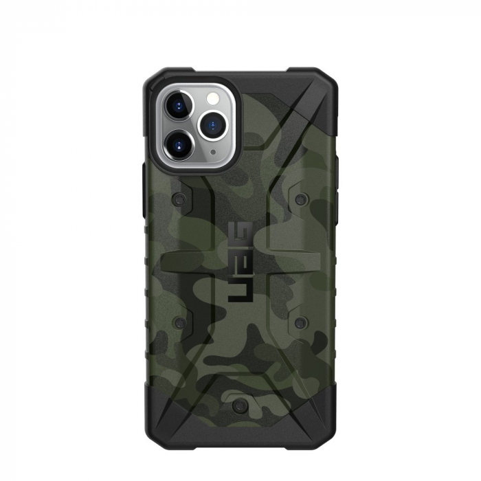 UAG URBAN ARMOR GEAR PATHFINDER IPHONE 11 PRO MAX  FOREST CAMO 1