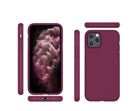 HUSA X-LEVEL GUARDIAN IPHONE 11 PRO MAX  BORDO2
