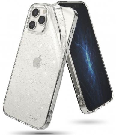 Husa Ringke Air IPhone 12/12 Pro glitter0
