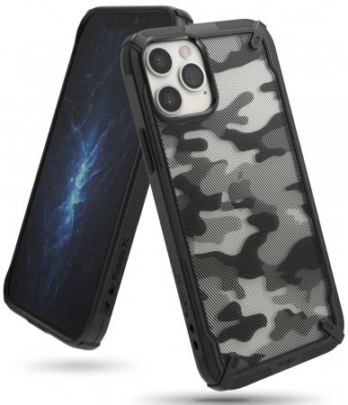 Husa Ringke Fusion X IPhone 12/12 Pro camo [0]