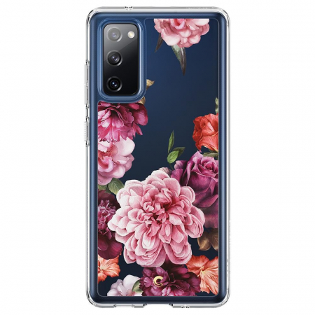 Husa Spigen Ciel Samsung Galaxy S20 FE Rose Floral [0]
