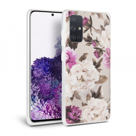 Husa Tech-Protect Flower Samsung Galaxy A510