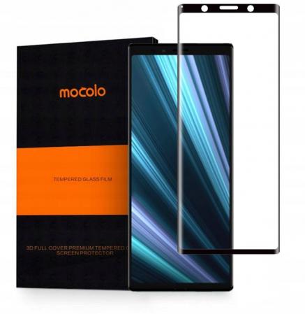 Folie sticla Mocolo TG+ full glue Sony Xperia 5 [0]