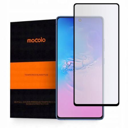 Folie sticla Mocolo TG+ full glue Samsung Galaxy S10 Lite