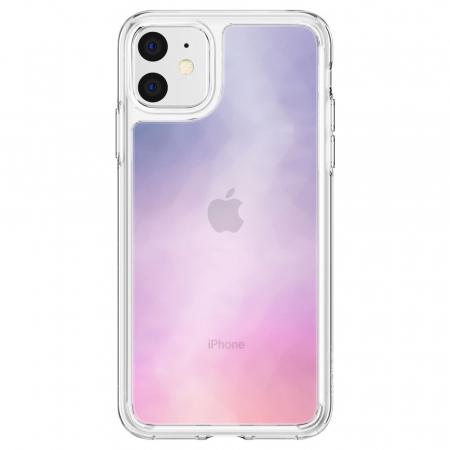 Husa Spigen Crystal Hybrid Quartz IPhone 11 Gradation [0]