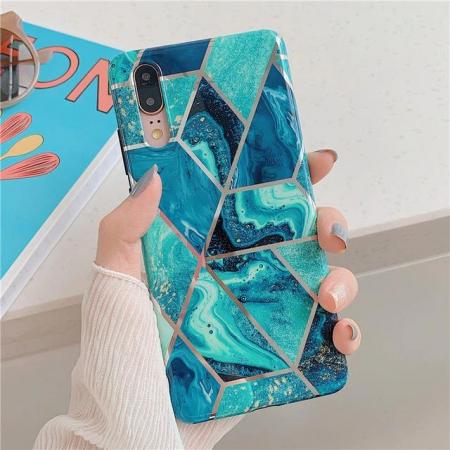 Husa Tech-Protect Marble Samsung Galaxy A51 [1]