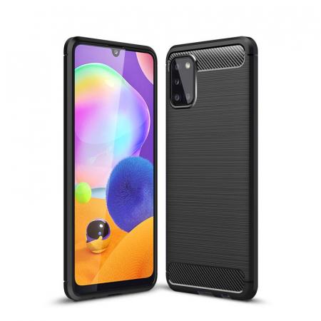 Husa Tech-Protect TPU carbon Samsung Galaxy A31 [0]