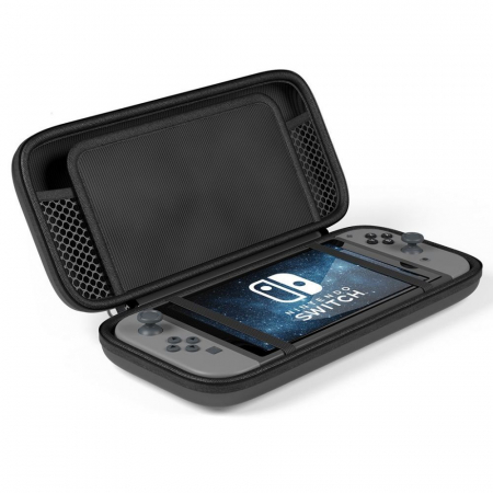 HUSA TECH-PROTECT HARD POUCH NINTENDO SWITCH 0