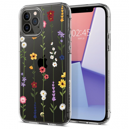 Husa Spigen Cecile IPhone 12 Pro Max Flower Garden [0]
