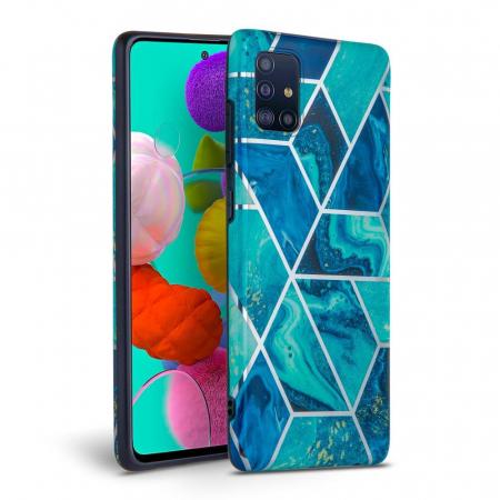 Husa Tech-Protect Marble Samsung Galaxy A51 [0]
