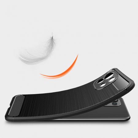 Husa Tech-Protect Carbon Xiaomi Mi 11 Lite [1]
