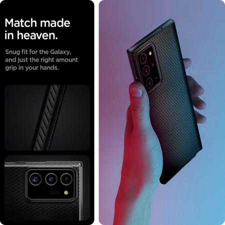 Husa Spigen Liquid Air Samsung Galaxy Note20 Ultra [10]