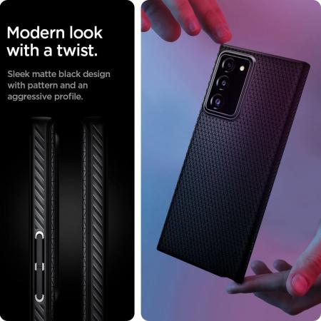 Husa Spigen Liquid Air Samsung Galaxy Note20 Ultra [11]