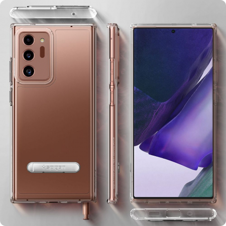 'Husa Spigen Ultra Hybrid S Samsung Note 20 Ultra' [14]